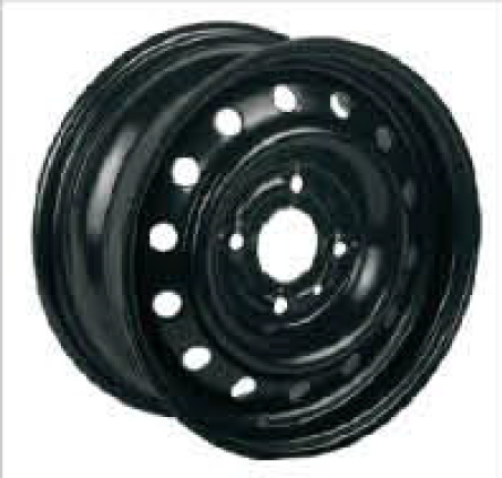 61/2JX16 Car Steel Wheel Rim